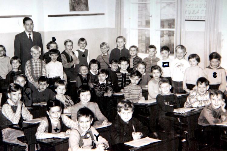 klasse-damals