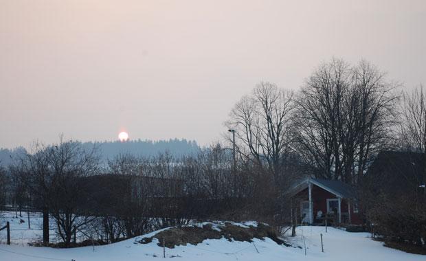 Familienurlaub-Bad-Steben-mit-Kindern-Sonnenuntergang©SandyJBossier